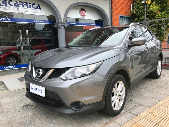 Nissan Qashqai Extra Full - 4x2 At - Nafta - Año 2015