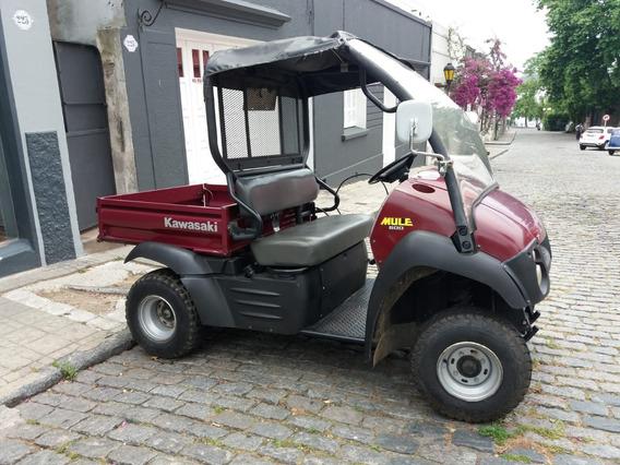 Kawsaki Mule 4x4 Muy Sano, Financio Entrega 1800 Y 36 De211