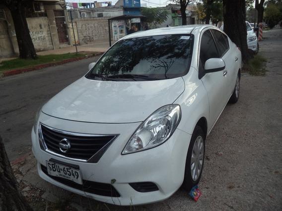Nissan Versa 1.6 2014 U$s 12.990.- C/70114