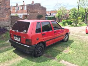 Fiat Uno 1.0 Sedan 4 Puertas