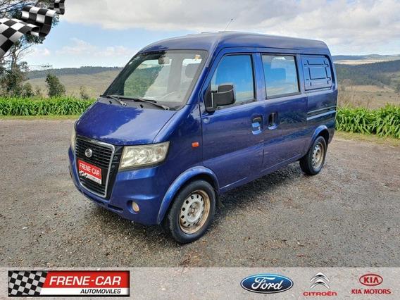 Gonow Mini Van Way Con Aire 1.0 2012 Oportunidad!!