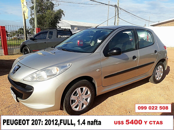 Vendo Financion Peugeot 207 2011