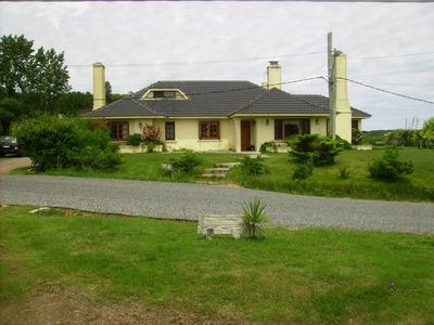 Gran Casa En Pinares 5 Dorm Quincena Enero 4200 $ Feb 3500 $
