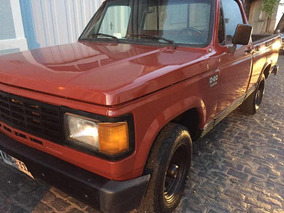 Chevrolet D-20 1987