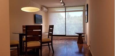 Alquiler - Apartamento Con Muebles - Pocitos - 1 Dorm. + Gje