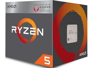 Procesador Amd Ryzen 5 2400 3.6 Ghz Am4 Velocidad Turbo Nnet