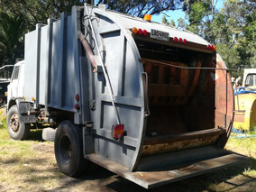Camión Ford Recolector De Residuos