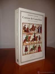 Cuentos De Canterbury. Cátedra