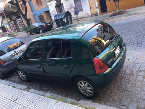 Renault Clio 2 Rtd 1.9 Diesel Muy Bueno A/a Full