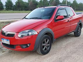 Fiat Strada Trekking D/c Full Impecable! U$s 7000 Y Cuotas