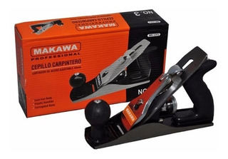 Cepillo Para Carpintero N3 Makawa Mk-cp3