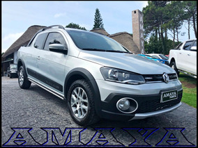 Volkswagen Saveiro Cross Doble Cabina Amaya