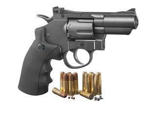 Revolver Crosman Snr357 Pellet Full Metal Explorer Pro Shop
