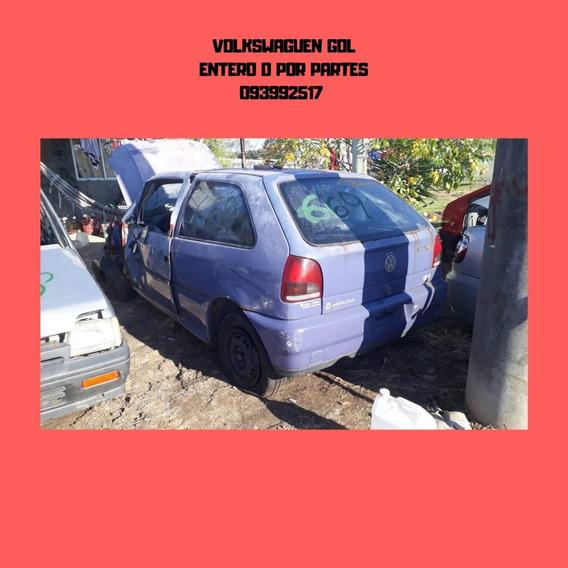 Volkswagen Gol Por Partes 093992517 Sin Deuda