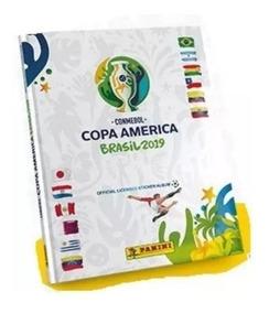 Copa America Brasil 2019 - Album Tapa Dura