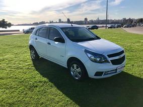 Chevrolet Agile 1.4 Ls Spirit Us$9.000 Y Cuotas