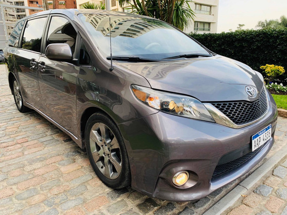 Toyota Sienna Xle Piel Limited Qc Dvd At 2012