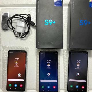 Samsung S9 Plus Originales Y Libres. Leer Descripción