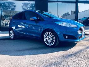 Ford Fiesta Kinetic Design Se Plus 5ptas Mod 2014 Muy Bueno!