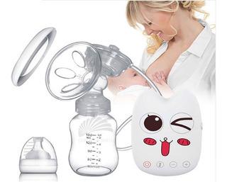 Extractor De Leche Maternal Eléctrico Ordeñador / Mli