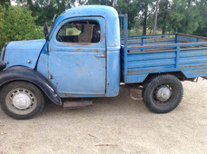 Ford Pick-up Fordson Del Año 1948