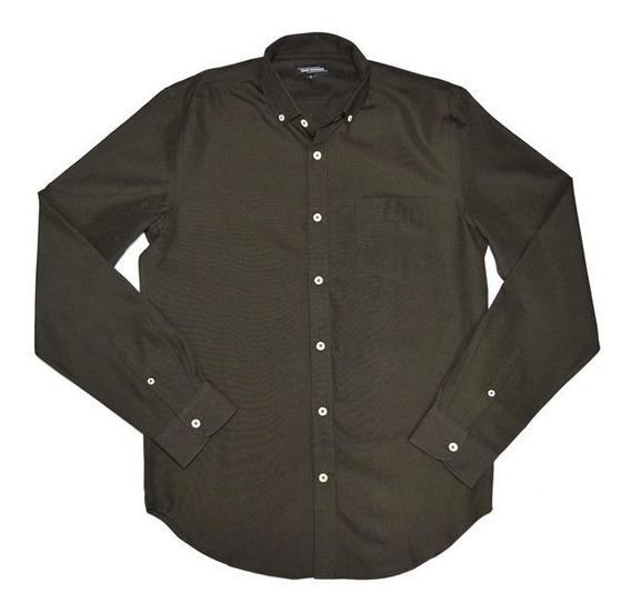 Camisa Oxford 6607018/99 Jean Vernier