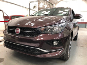 Fiat Cronos Drive Pack Conectividad 1.3 Violeta 0km 2018