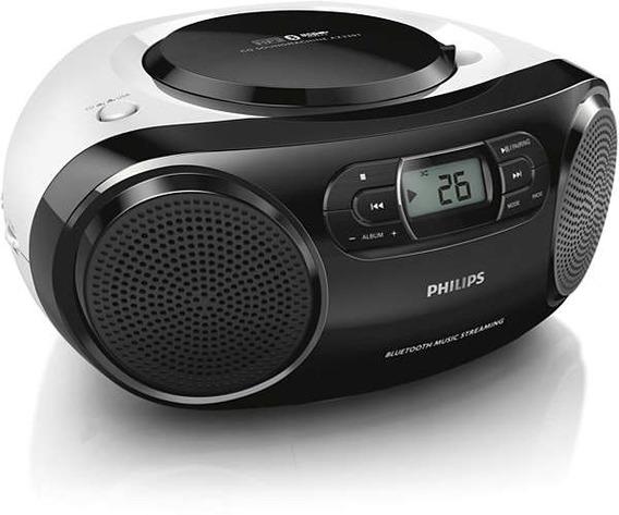 Radio Fm Cd Philips Bluetooth Copacabana