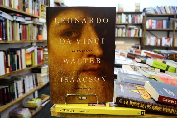 Leonardo Da Vinci, La Biografía. Walter Isaacson.