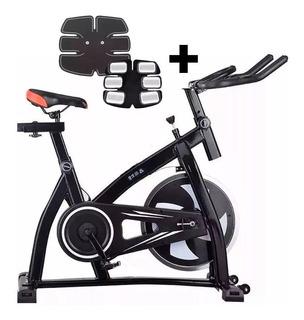 Bicicleta Spinning Fija Ergométrica Ajustable Mvdsport