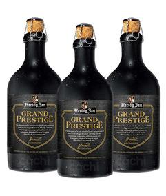 Cerveza Holandesa Hertog Jan Grand Prestige X 3 Porrón 500ml