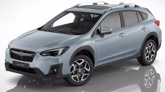 Subaru Xv 2.0 S-cvt - Ok (2019)