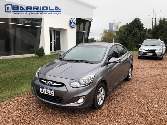 Hyundai Accent I25 1.6 Gls Super Full 2014- Barriola