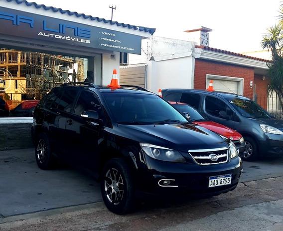 Byd S6 Extra Full Nafta Permuto Financio