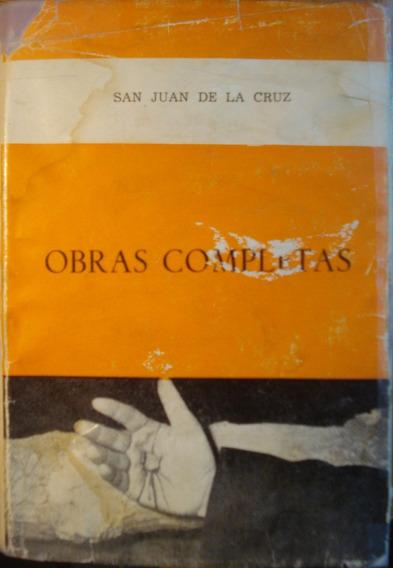 Obras Completas, De San Juan De La Cruz - Religion