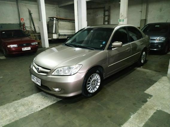 Honda Civic 1.7 Lx At 2006