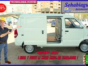 Camionetas Furgon Tecnologia Suzuki Leasing Reparto Trabajo
