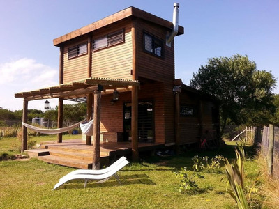 Caserito Punta Rubia (jardin Cercado Para Mascota)