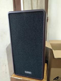 Amplificador Acústico Guitarra Y Voz Laney A Dúo 65 W .