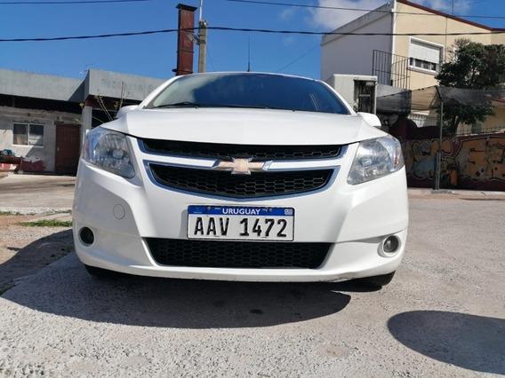 Chevrolet Sail 1.4 Lt 2015