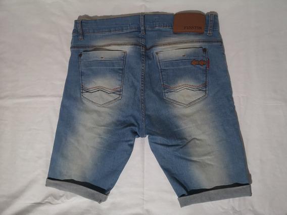 Bermudas De Jeans
