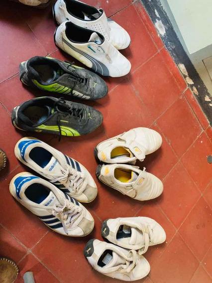 Championes Pumas Y adidas Usados