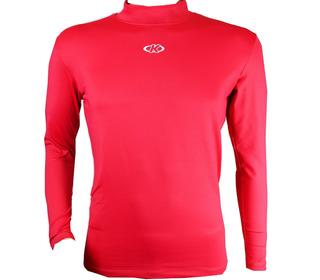 Remera Polera Térmica M/ Larga Camiseta Futbol Premiun Crazy