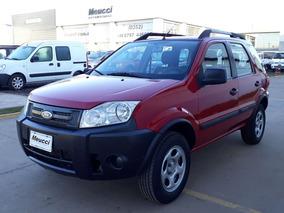 Ford Ecosport 1.6 My10 Xls 4x2 Color Rojo Año 2012