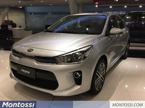 Kia Rio Ex Plus Sedan 2019 0km