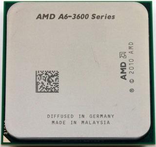 Procesador Amd Apu A6-3600 - Socket Fm1 - Link.uy