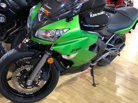 Kawasaki Ninja 650r
