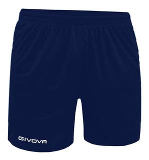 Short Deportivo Givova De Fútbol 11 Entrenamiento Mvdsport