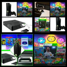 Disco Duro Xbox 360 Rgh 500 Gb 1000 Juegos