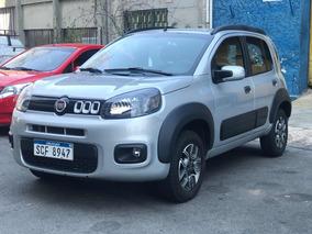 Fiat Uno Way Nuevo Casi Cero Km 2017 Permuto Y/o Financio